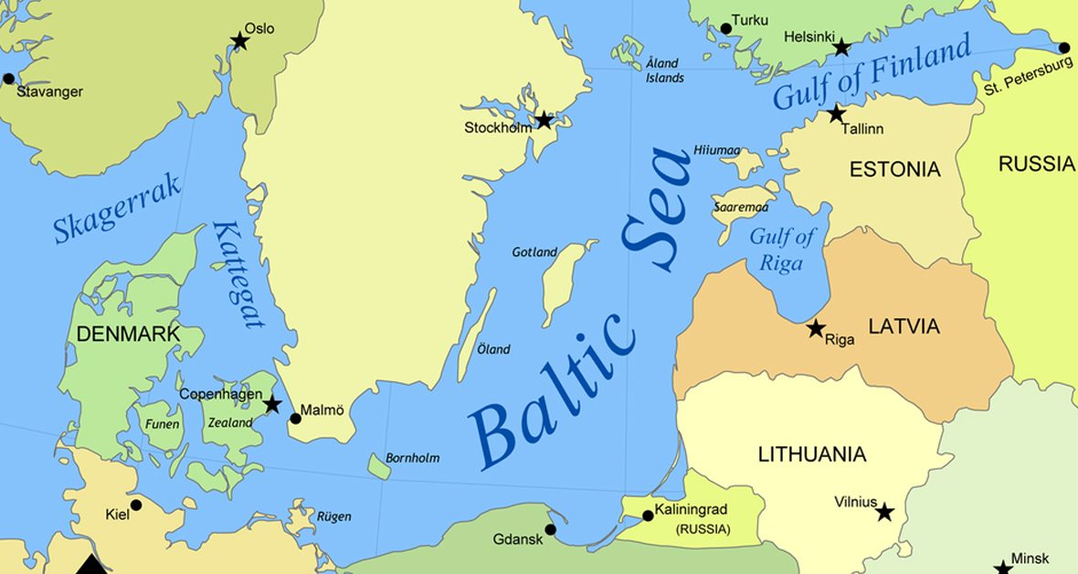 The Baltic Sea – Sea of Peace?