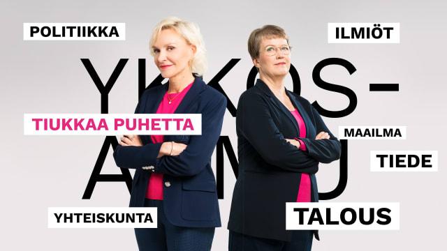 Patriarkkoja ja oligarkkeja, Ykkösaamu 30.8.2019