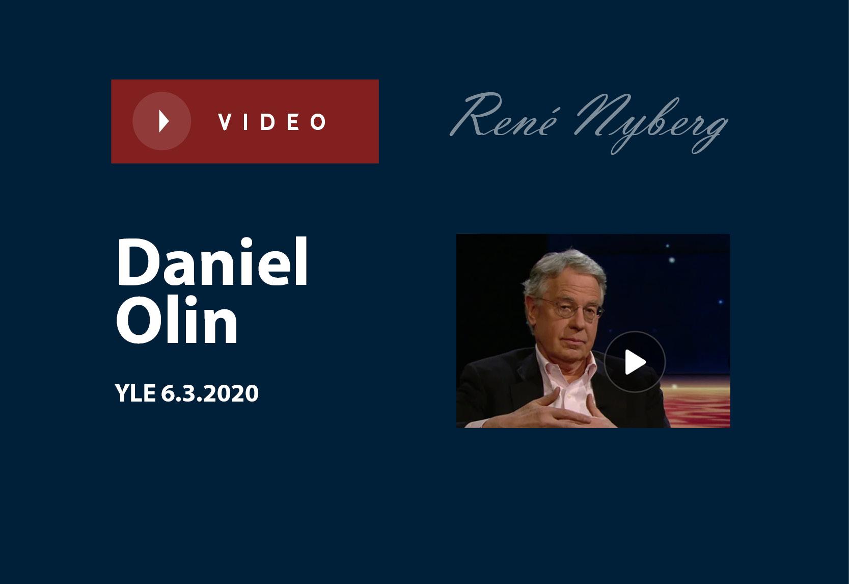 Daniel Olin 6.3.2020