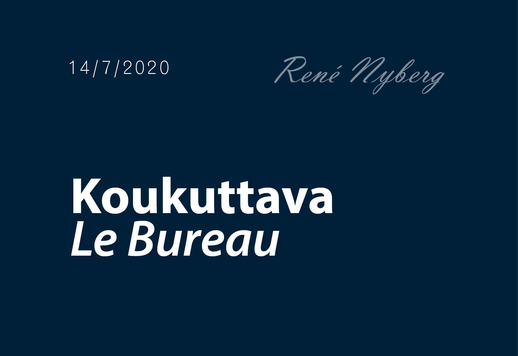 Koukuttava Le Bureau