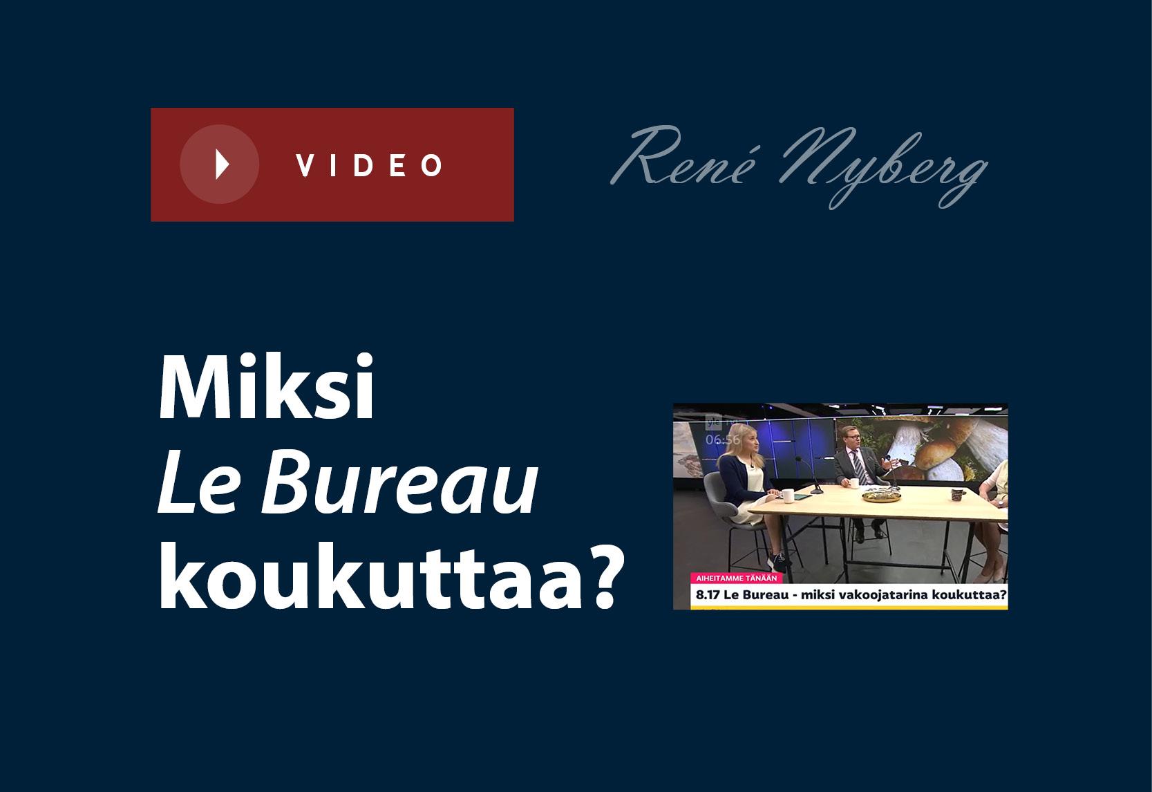 Miksi vakoojasarja Le Bureau koukuttaa?