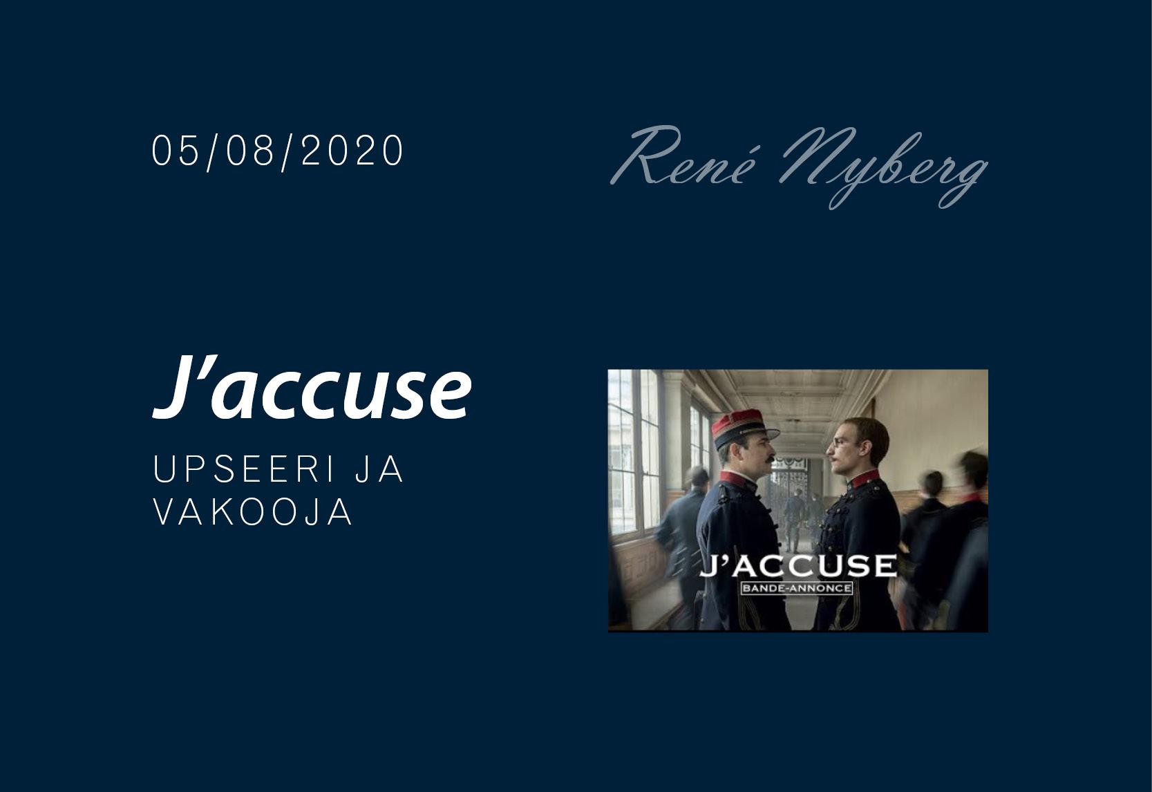 Elokuva-arvio: <i>J'accuse</i>